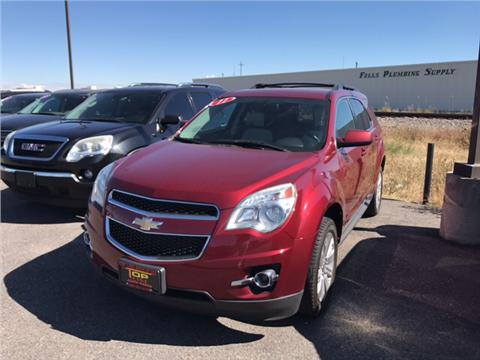 2011 Chevrolet Equinox for sale in Idaho Falls, ID