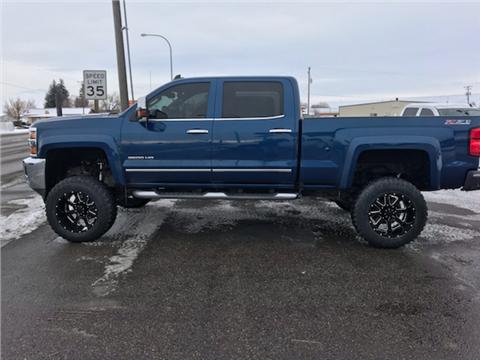 Used Diesel Trucks >> Used Diesel Trucks For Sale In Idaho Falls Id Carsforsale Com