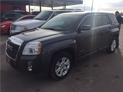 Gmc terrain for sale in idaho for Goode motor volkswagen mazda twin falls id