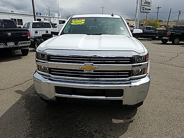 2016 Chevrolet Silverado 2500HD LT - Durango CO