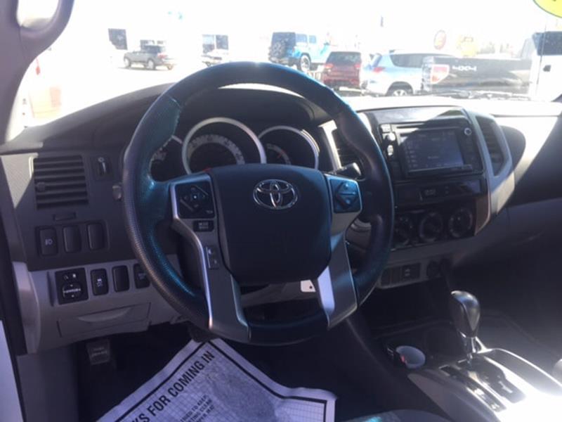 2014 Toyota Tacoma 4x4 V6 4dr Double Cab 5.0 ft SB 5A - Durango CO