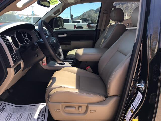 2012 Toyota Tundra 4x4 Limited 4dr CrewMax Cab Pickup SB (5.7L V8) - Durango CO
