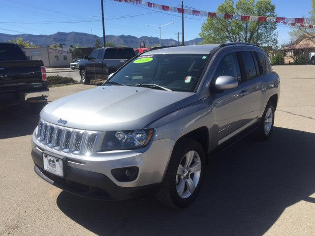 2016 Jeep Compass 4x4 Latitude 4dr SUV - Durango CO