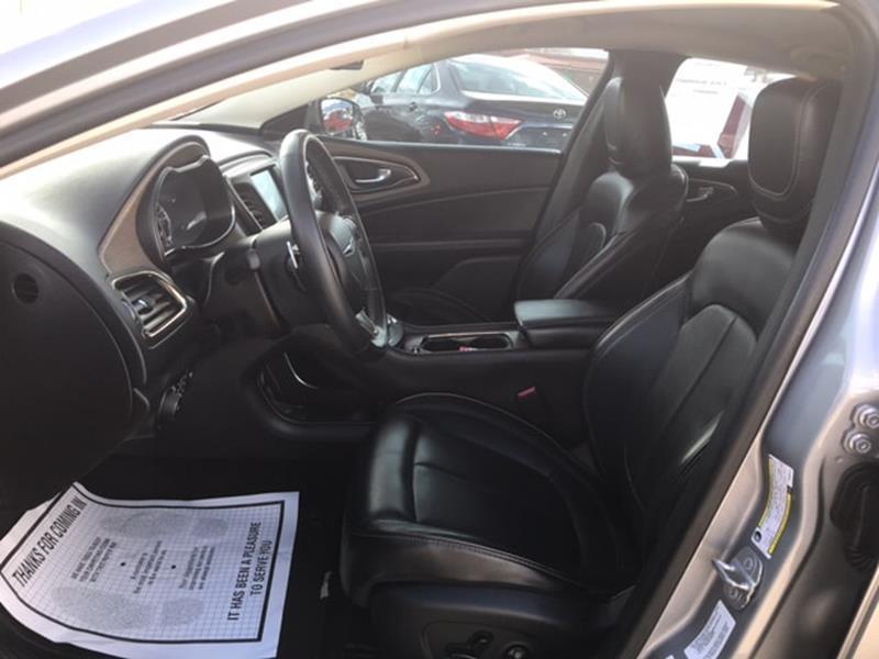 2015 Chrysler 200 C 4dr Sedan - Durango CO