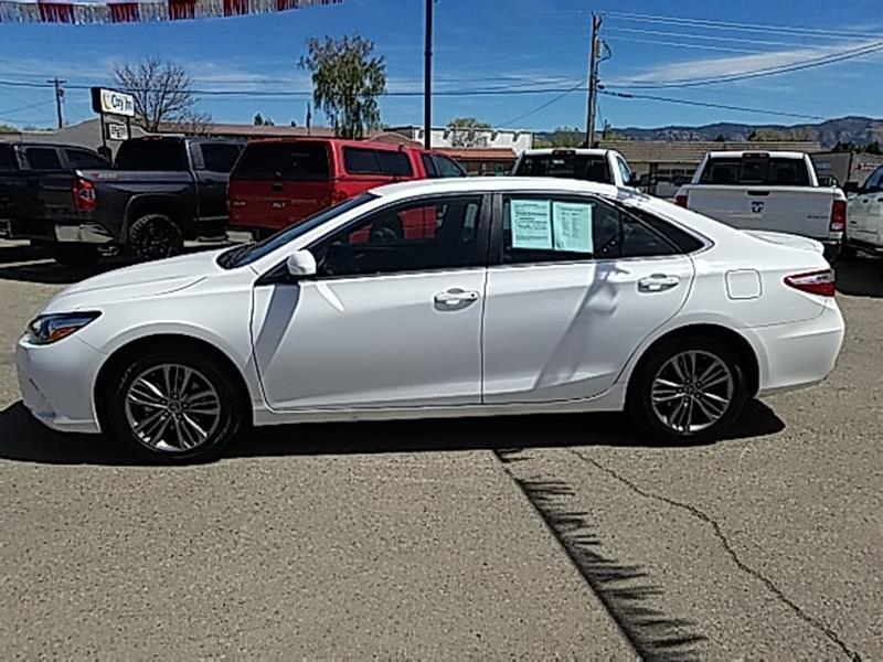 2015 Toyota Camry  - Durango CO