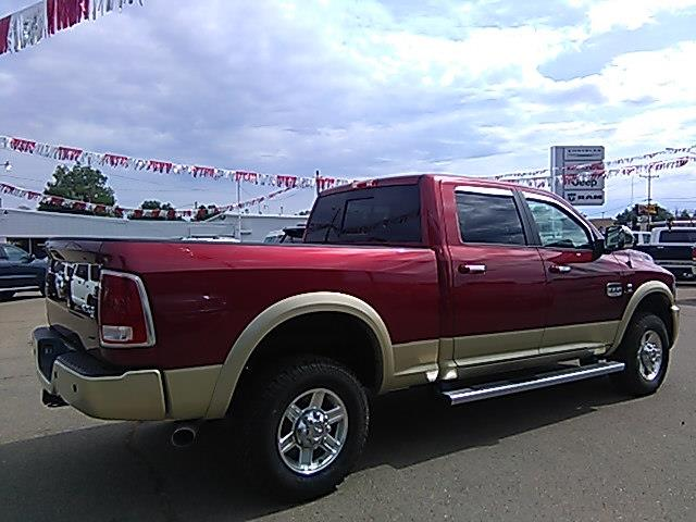 2013 RAM Ram Pickup 2500 4x4 Laramie Longhorn 4dr Crew Cab 6.3 ft. SB Pickup - Durango CO
