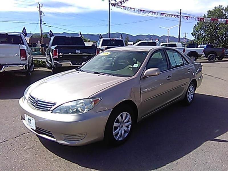 2005 Toyota Camry  - Durango CO