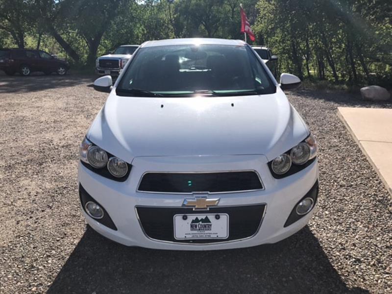 2015 Chevrolet Sonic LTZ Auto 4dr Hatchback - Durango CO