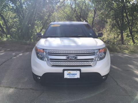 2015 Ford Explorer 2015 Ford Explorer ... & Ford Used Cars financing For Sale Durango Southwest Auto Center markmcfarlin.com