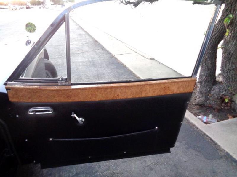 1955 Jaguar XK COUPE
