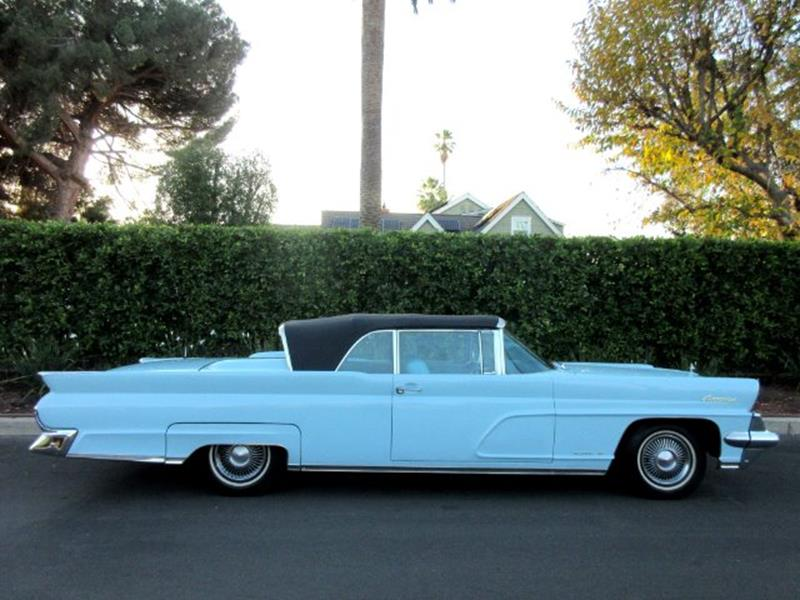 1959 Lincoln Continental CONVERTIBLE