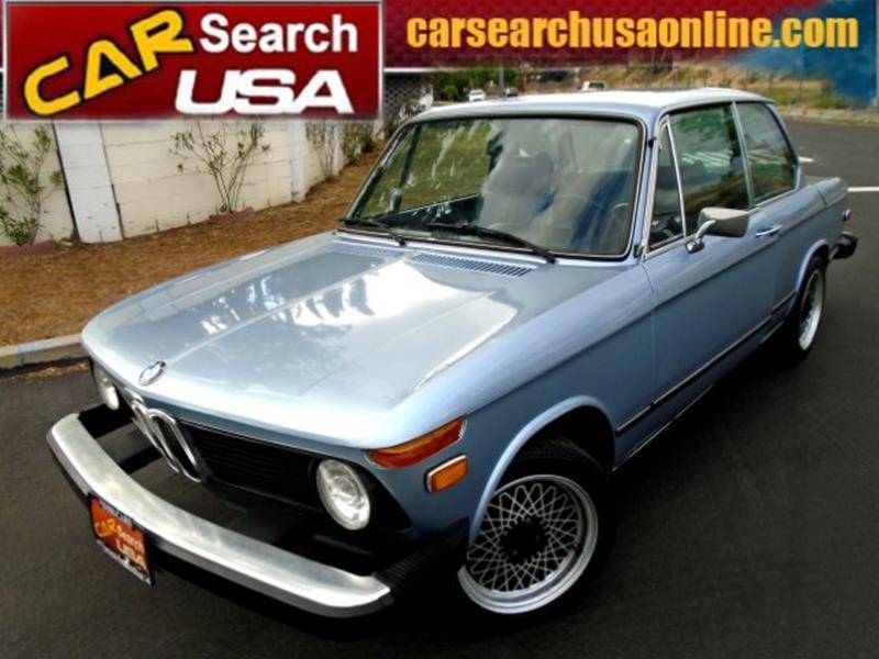 1976 BMW 2 Series 2002
