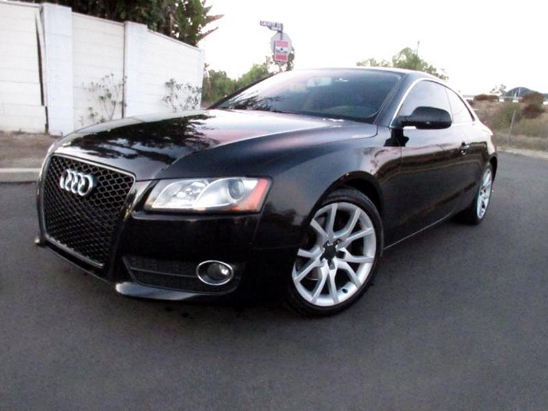 2011 Audi A5 2.0T quattro Premium AWD 6M