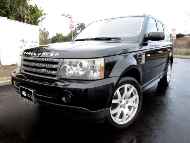 2009 Land Rover Range Rover Sport HSE 4x4