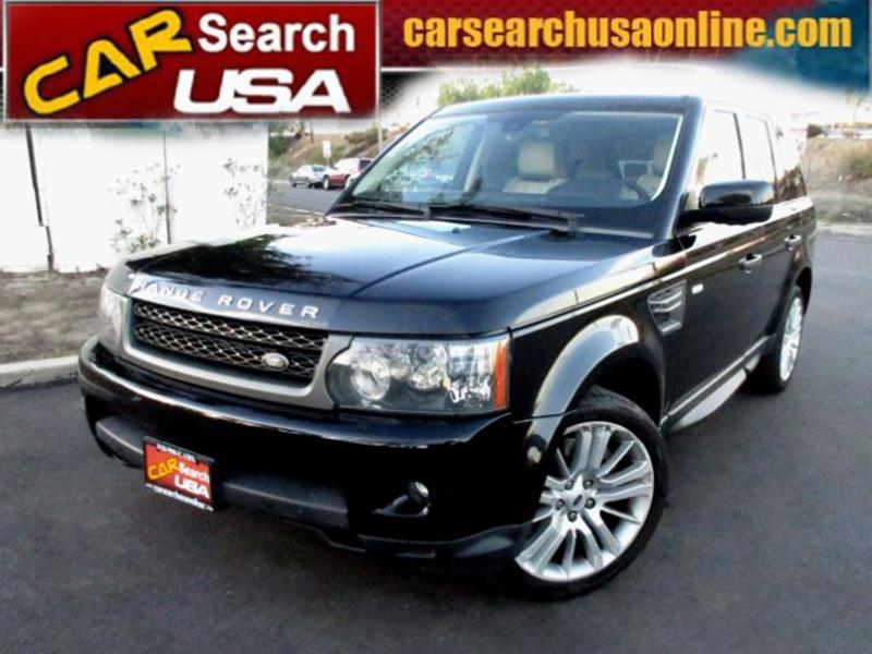 2011 Land Rover Range Rover Sport HSE 4x4