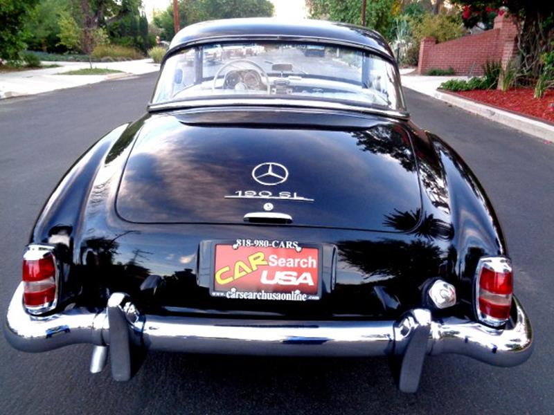 1962 Mercedes-Benz 190-Class