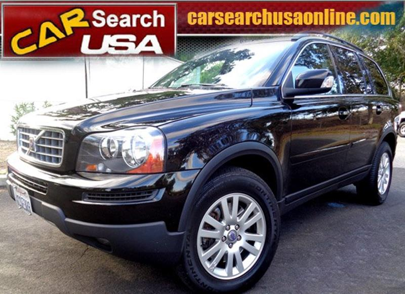 2008 Volvo XC90 3.2  Versatility and Premium Package