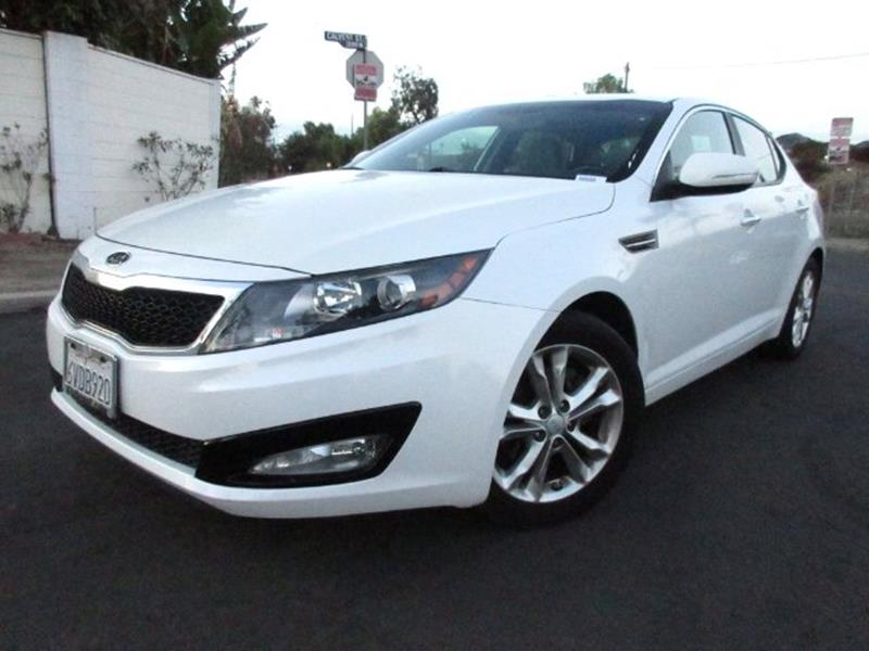 2012 Kia Optima EX 6A