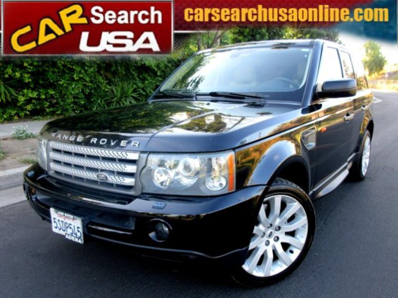 2006 Land Rover Range Rover Sport Supercharged 4WD