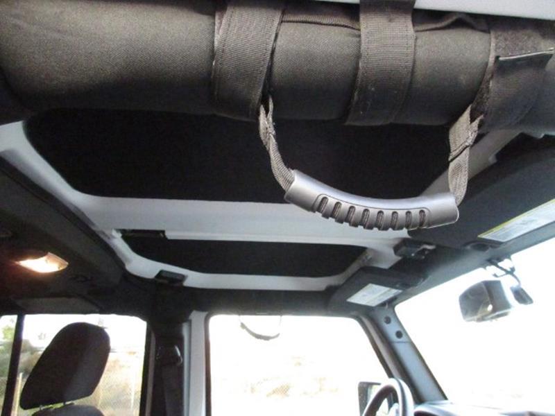 2017 Jeep Wrangler Unlimited Sport S 4x4