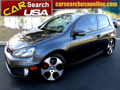 2010 Volkswagen GTI for sale in North Hollywood, CA
