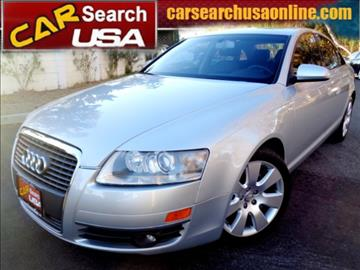 2006 Audi A6 for sale in North Hollywood, CA
