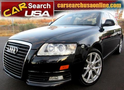 2010 Audi A6 for sale in North Hollywood, CA