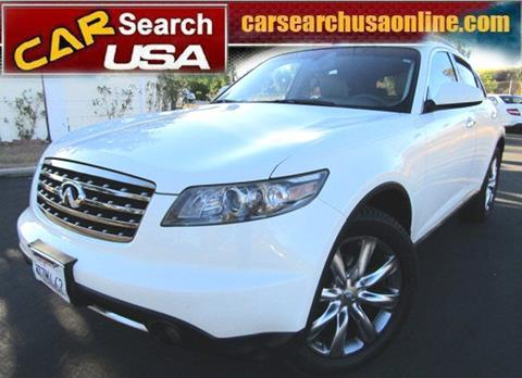 2006 Infiniti FX45 for sale in North Hollywood, CA