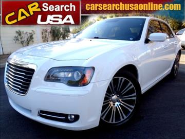 2012 Chrysler 300 for sale in North Hollywood, CA