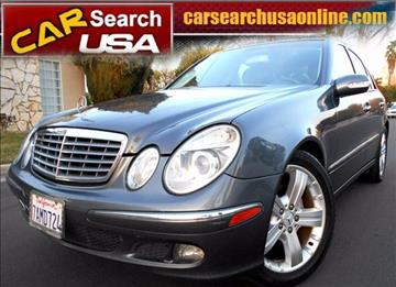 2006 Mercedes-Benz E-Class for sale in North Hollywood, CA