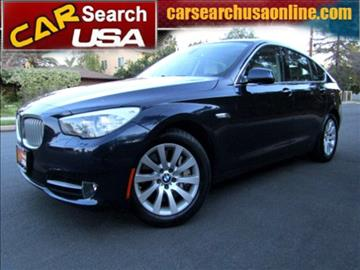 2010 BMW 5 Series for sale in North Hollywood, CA