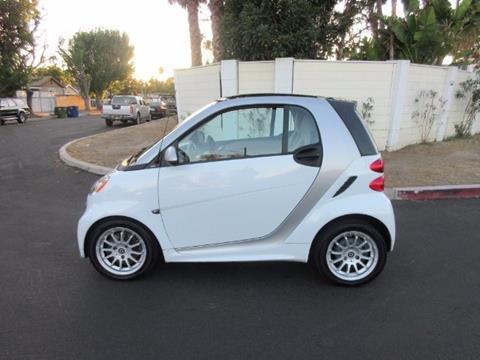 2013 Smart fortwo for sale in North Hollywood, CA