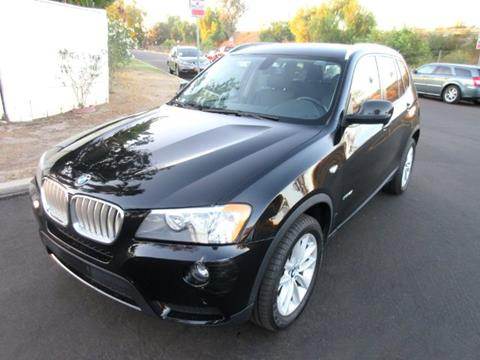 2013 BMW X3 for sale in North Hollywood, CA
