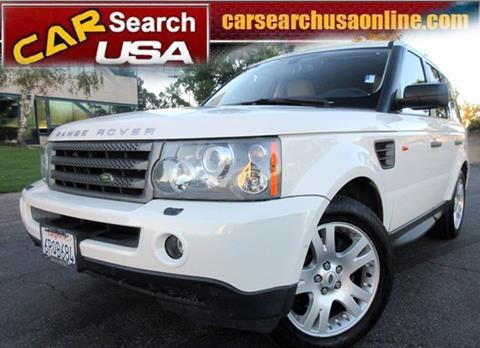 2006 Land Rover Range Rover Sport for sale in North Hollywood, CA