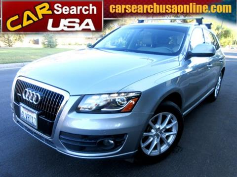 2010 Audi Q5 for sale in North Hollywood, CA