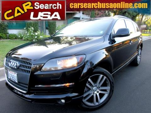 2009 Audi Q7 for sale in North Hollywood, CA