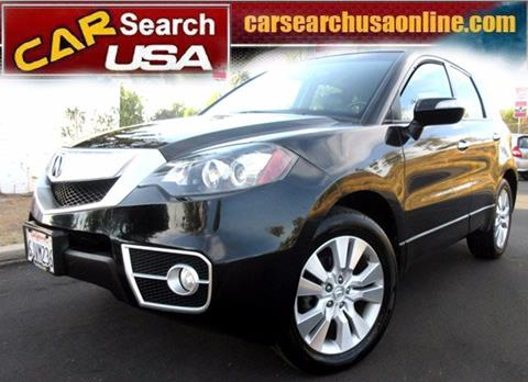 2010 Acura RDX for sale in North Hollywood, CA