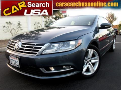 2013 Volkswagen CC for sale in North Hollywood, CA