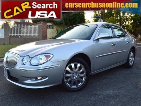 2008 Buick LaCrosse for sale in North Hollywood, CA