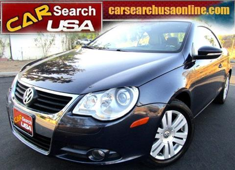 2009 Volkswagen Eos for sale in North Hollywood, CA
