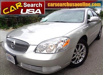 2007 Buick Lucerne for sale in North Hollywood, CA