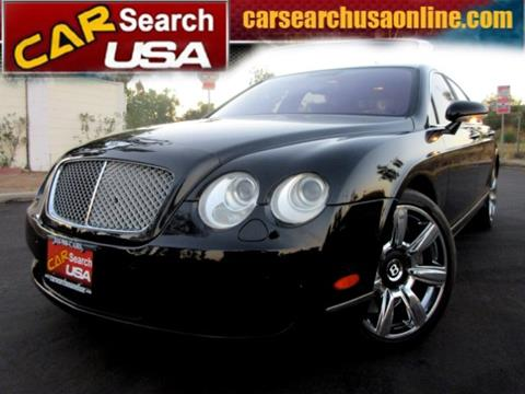 2006 Bentley Continental Flying Spur for sale in North Hollywood, CA