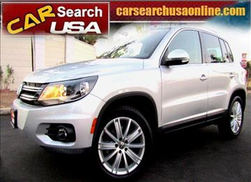 2014 Volkswagen Tiguan for sale in North Hollywood, CA
