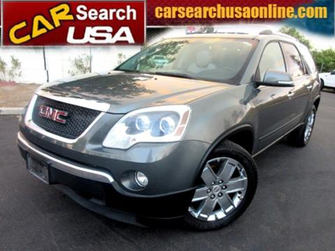 2010 GMC Acadia for sale in North Hollywood, CA
