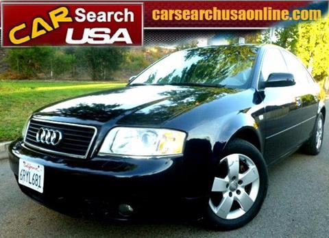 2003 Audi A6 for sale in North Hollywood, CA