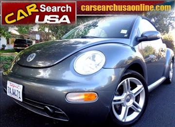 2005 Volkswagen New Beetle for sale in North Hollywood, CA