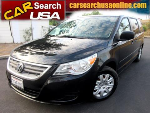 2011 Volkswagen Routan for sale in North Hollywood, CA