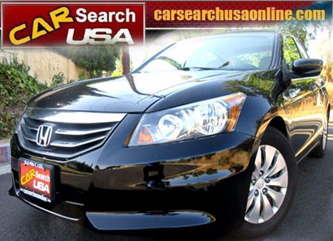 2012 Honda Accord for sale in North Hollywood, CA