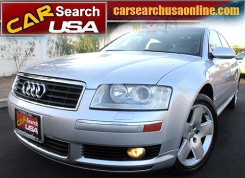 2004 Audi A8 L for sale in North Hollywood, CA