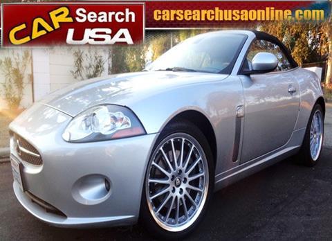2007 Jaguar XK-Series for sale in North Hollywood, CA